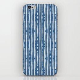 Shibori Tribal #society6 #shibori iPhone Skin
