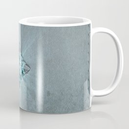 Fantasy Leather Book with Jewel Coffee Mug