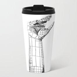 Planar Hand Metal Travel Mug