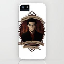 Angel - Angel/Buffy the Vampire Slayer iPhone Case