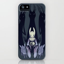 Mad Hare Moon iPhone Case