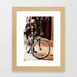 Classic Lean Framed Art Print