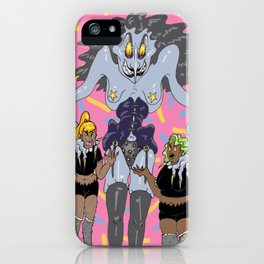 Hob and Goblin iPhone Case