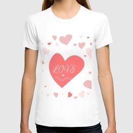 Lov Harts T-shirt