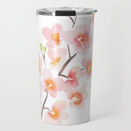 Cherry Blossom Travel Mug