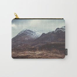 A Storm in the Highlands Carry-All Pouch