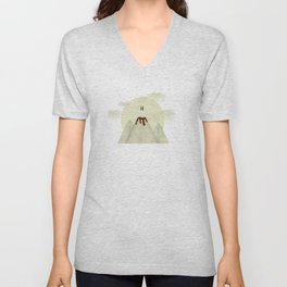 Fall With Me Unisex V-Neck