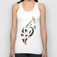 maori Tank Tops featuring Maori Style by Lonica Photography & Poly Designs