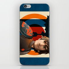 Train a Dragon iPhone & iPod Skin