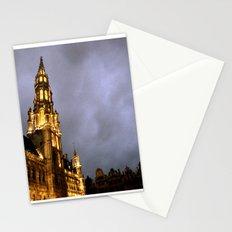 La Grande Place Stationery Cards