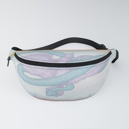 """""""... be wise as serpents and innocent as doves.""""  Matthew 10:16 Fanny Pack"""