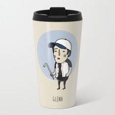 The Walking Dead, Glenn Rhee Travel Mug