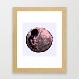 The FETUS Framed Art Print