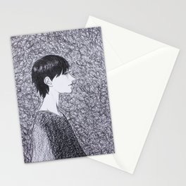 Complex Adolescent Stationery Cards