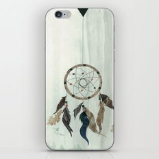 Dream Catcher Reservations iPhone & iPod Skin