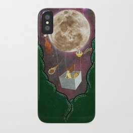 A Space Odyssey  iPhone Case