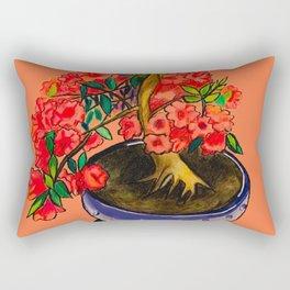 Southern Indian hybrid azalea 2 Rectangular Pillow