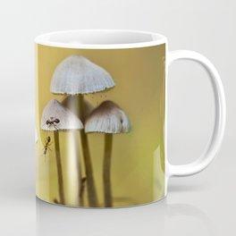 With a little help Coffee Mug