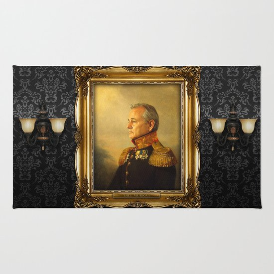 Bill Murray - replaceface Rug