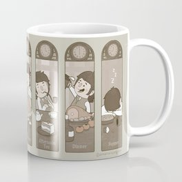 The Seven Daily Meals Coffee Mug