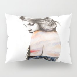 Interlude // Illustration Pillow Sham