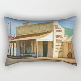 Terowie Agency Store Rectangular Pillow