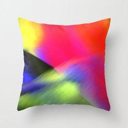 Aurore Australe Throw Pillow