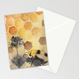Comb Over Stationery Cards