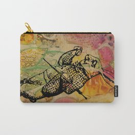 "Rabbit, ""I'm Late!"" Carry-All Pouch"