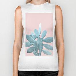 Blush Cactus #1 #plant #decor #art #society6 Biker Tank