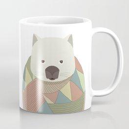 Whimsical Wombat II Coffee Mug