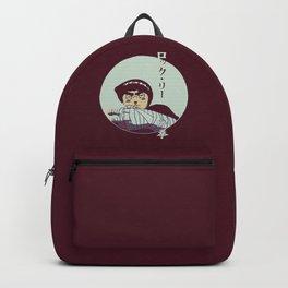 Rock Lee Jutsu Backpack