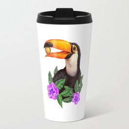 Jungle Toucan Travel Mug