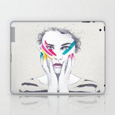 War Paint Ramona Laptop & iPad Skin