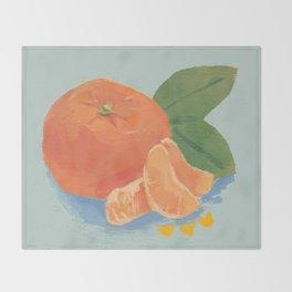 Satsuma Throw Blanket