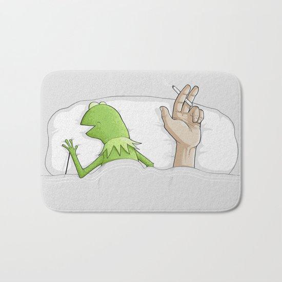 Crazy night Bath Mat