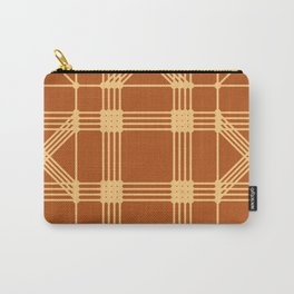 Embroidered Pattern No. 16 Carry-All Pouch