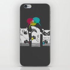 Color Theorists iPhone & iPod Skin