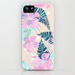 Lani Kai Tropical {F} iPhone Case