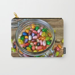 Jelly Bean Street Carry-All Pouch