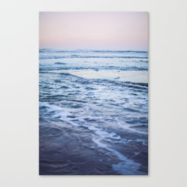 Pacific Ocean Waves Canvas Print