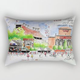 ESPN Game Day 2014 Rectangular Pillow