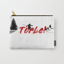 Ski at Törbel (Toerbel) Carry-All Pouch