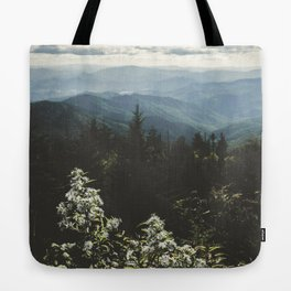 Smoky Mountains - Nature Photography Tote Bag