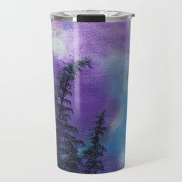 Blissful forest Travel Mug