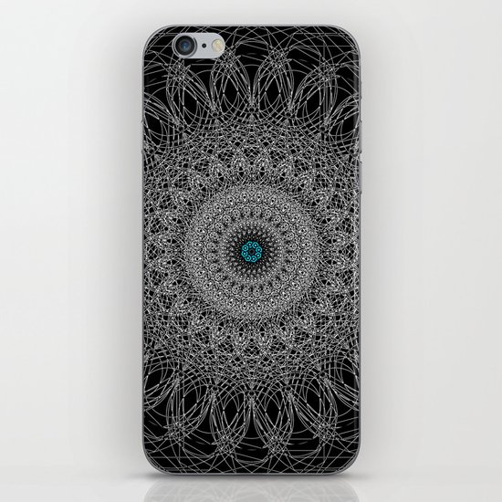 Nexus N°38bis iPhone & iPod Skin