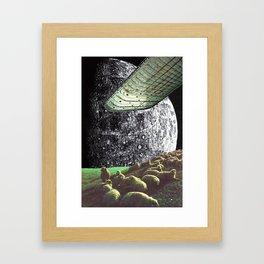 b23 Framed Art Print