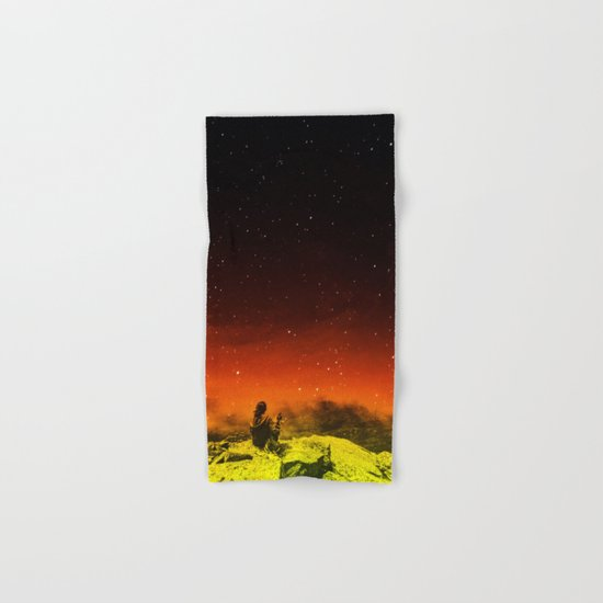Burning Hill Hand & Bath Towel