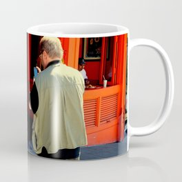 Gotta Thing For Orange Coffee Mug