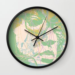 As it was and is not now Wall Clock